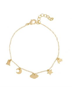 fijne armband, gold plated, minimalistisch, 14k, nikkel vrij, sieraden, accessoires, dames, sieraden