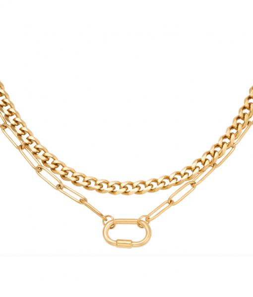 Dubbele Ketting Chain