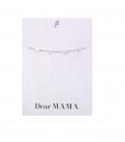 mama, armbanden, sieraden, moederdag, accessoires, stargaze, nikkelvrij , stainless steel, roestvrij staal
