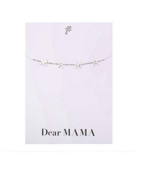 Mama Armband Stainless Steel