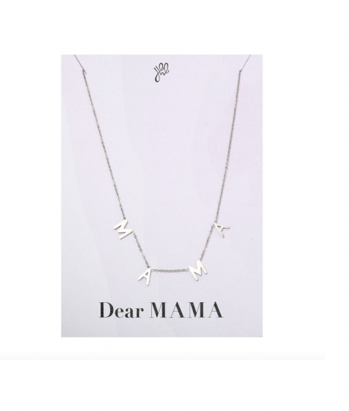 Mama Ketting Stainless Steel