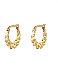 gouden oorbellen, dames, sieraden, sieraad, jewellery, jewelry, accessoires