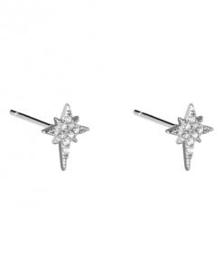 oorknopjes, stud oorbellen, zirkonia, diamant, kristallen, nikkel vrij, dames, sieraden, jewellery