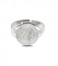 verstelbare ring, stainless steel, rvs, roestvrij staal, dames, sieraden, accessoires