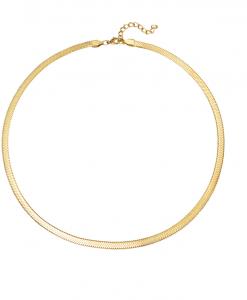 ketting, zonder hanger, stainless steel, nikkel vrij, roest vrij staal, dames, sieraden, jewellery