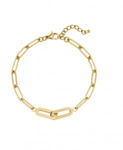 schakelarmband, chain, stainless steel, rvs, roest vrij staal, sieraden, accessoires, dames, jewellery