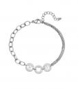 stainless steel, chain, bracelet, love, pendant, jewellery, nickel free
