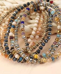 kralen armbanden set, sieraden, dames, accessoires, trendy, leuke