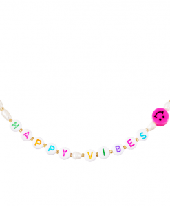 stainless steel, ketting, chain, sieraden, dames, accessoires, roestvrij staal, happy vibes, smile, accessoires, stargaze