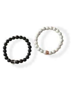 armbanden voor stelletjes, koppel, relatie, hem en haar, valentijn, vriendin, sieraden, accessoires