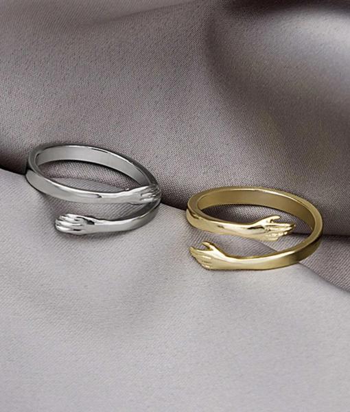 Knuffel Ringen Set