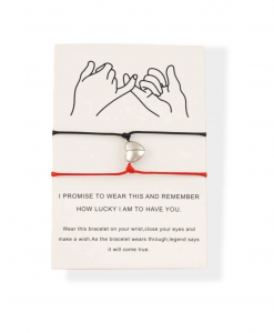 relatie armbanden, set, magneet, hartje, touw, koppel, liefdes, vrienden, sieraden, accessoires